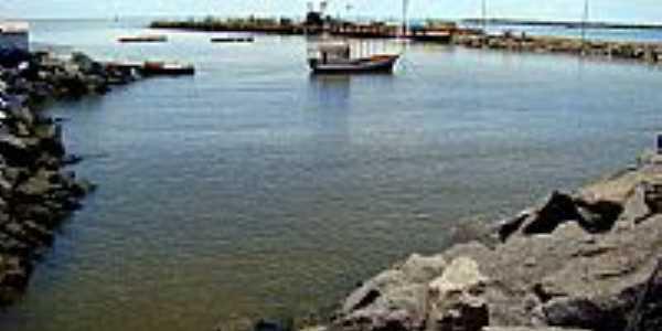 Porto de Luis Correia-PI-Foto:Edilson Morais Brito�