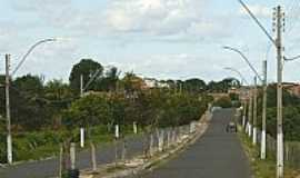 Luzilândia - Luzilândia-PI-Avenida de acesso-Foto:Hildengard Meneses C…