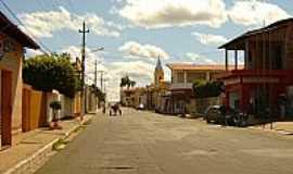 Luzilândia - Luzilândia-PI-Avenida Pres. Vargas-Foto:Hildengard Meneses C…