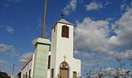 Luzilândia - Luzilândia-PI-Igreja de São Francisco-Foto:Hildengard Meneses C…