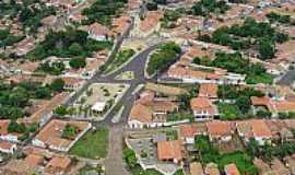 Luzilândia - Luzilândia-PI-Vista aérea da cidade-Foto:Hildengard Meneses C…