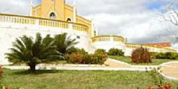 Luzilândia-PI-Matriz de  Santa Luzia-Foto:Hildengard Meneses C…