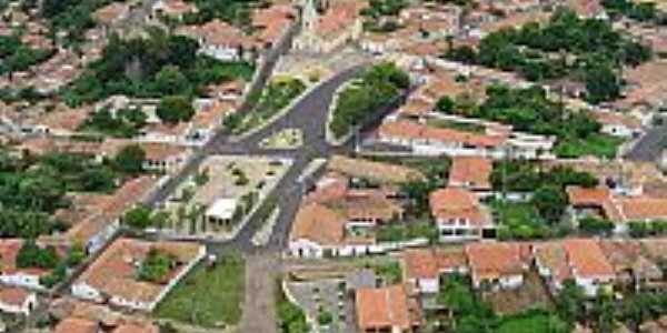 Luzilândia-PI-Vista aérea da cidade-Foto:Hildengard Meneses C…