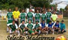 Madeiro - sele��o madeirense, Por Fran Silva