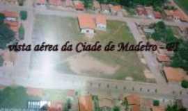 Madeiro - vista a�rea do conj. habitacional queiroz, Por Fran Silva