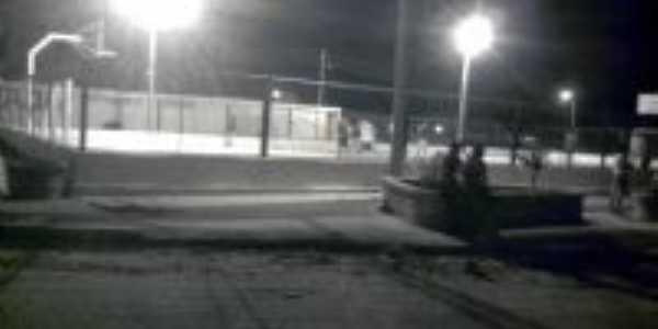 Quadra Poliesportiva Juventude Madeirense, Por Fran Silva