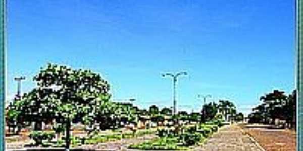 Praça-Foto:Agamenon Pedrosa