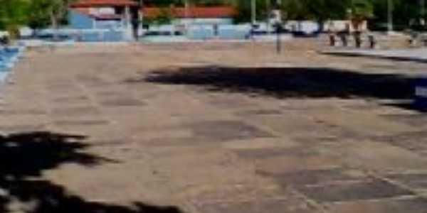 vista da prefeitura municipal, Por Ray Oliveira