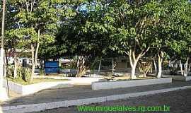 Miguel Alves - Miguel Alves-PI-Praça José Rêgo-Foto:miguelalvesrg