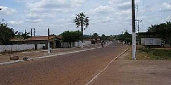 Miguel Alves-PI-Avenida de entrada da cidade-Foto:miguelalvesrg