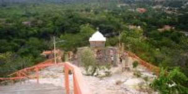 Morro do Cruzeiro Lugar de Oração, Por Helves