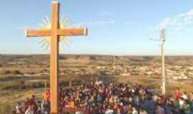 Monsenhor Hipólito - Procissão no Morro da Cruz, Por TALVANIS ALVES
