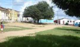 Dias Coelho - Praça da Igreja, Por Almino Vieira