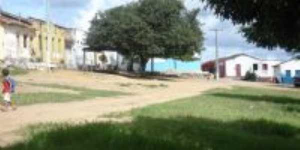 Praça da Igreja, Por Almino Vieira