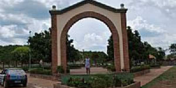Praça-Foto:Alexandro Dias