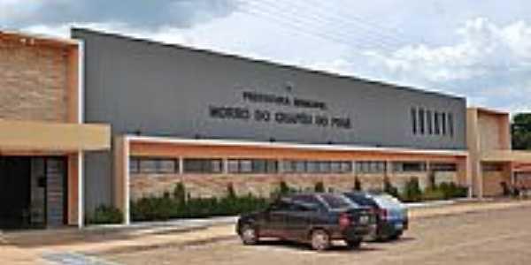 Prefeitura Municipal-Foto:Alexandro Dias