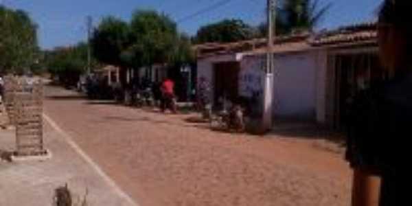 rua Lira Portela Murici dos Portelas, Por Raimundo Campos