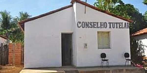 Nova Santa Rita-PI-Prédio do Conselho Tutelar-Foto:Jr Lopes