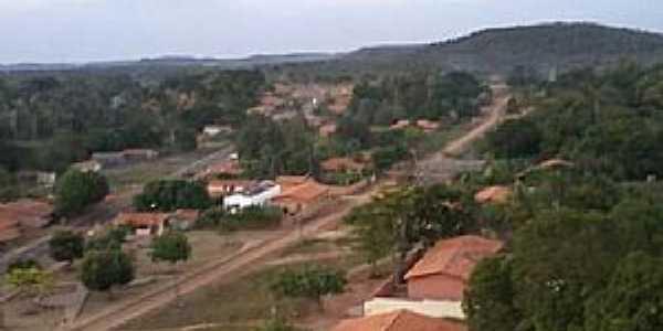 Imagens da localidade de Novo Nilo - PI