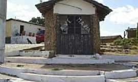 Novo Oriente do Piauí - Capela da Ave Maria-Foto:IGOR ESCÓRCIO