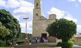 Novo Oriente do Piauí - Igreja Matriz de São Vicente de Paulo-Foto:IGOR ESCÓRCIO