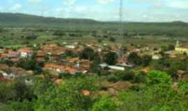 Novo Oriente do Piauí - Vista da cidade de Novo Oriente do Piauí-Foto:Márcia