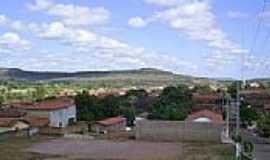 Novo Oriente do Piauí - Vista da cidade-Foto:R ESCÓRCIO
