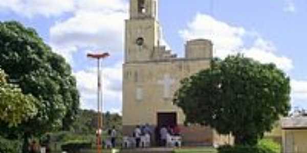 Igreja Matriz de São Vicente de Paulo-Foto:IGOR ESCÓRCIO