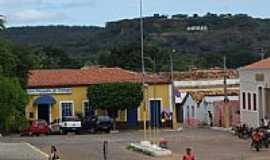 Oeiras - Centro de Oieiras-PI-Foto:Edilson Morais Brito�