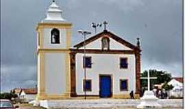 Oeiras - Igreja de N.S.do Ros�rio-Foto:Agamenon Pedrosa
