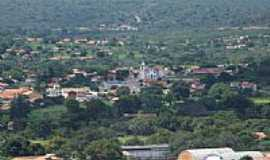 Oeiras - Vista parcial da cidade de Oieiras-PI-Foto:Edilson Morais Brito�