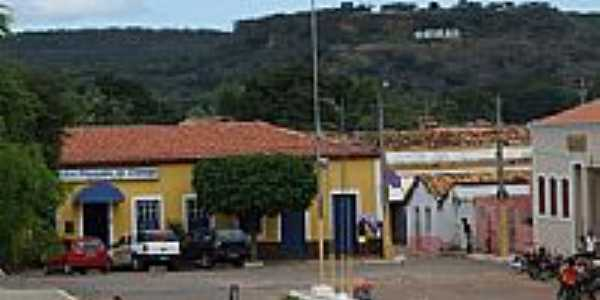 Centro de Oieiras-PI-Foto:Edilson Morais Brito�