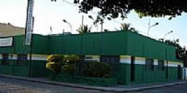 Prefeitura Municipal-Foto:Val Araújo