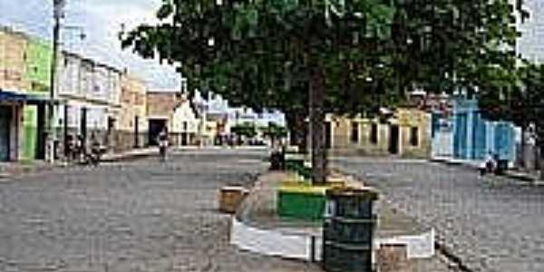 Rua Francisco Vitor de Macedo-Foto:Val Araújo
