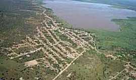 Parnaguá - Vista aérea-Foto:piauinoticias