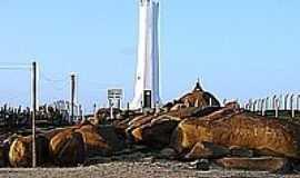 Parnaíba - Farol de Pedra - Delta do Parnaíba-Foto:Edilson Morais Brito…