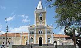 Parnaíba - Parnaíba-PI-Casa Igreja de São Sebastião-Foto:José Wilson Albuquerque Santos
