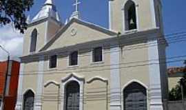 Parnaíba - Parnaíba-PI-Casa Igreja do Rosário na Praça da Graça-Foto:Setur