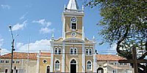 Parnaíba-PI-Casa Igreja de São Sebastião-Foto:José Wilson Albuquerque Santos