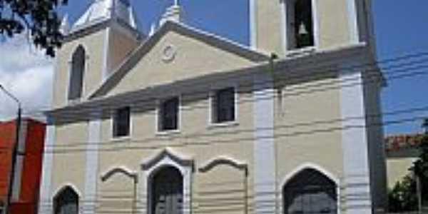 Parnaíba-PI-Casa Igreja do Rosário na Praça da Graça-Foto:Setur