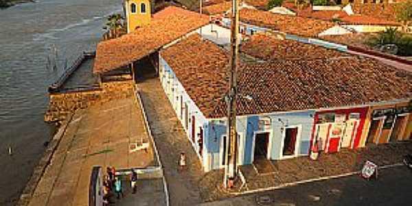 Porto das Barcas - Parna�ba - PI