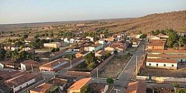 Pedro Laurentino-PI-Vista da cidade e região-Foto:www.portalsanjoanense.com.br