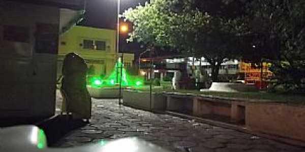 Picos-PI-Praça central-Foto:WLuiz