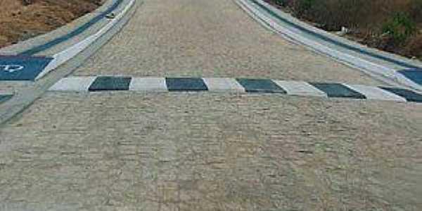 Imagens da cidade de Pimenteiras - PI