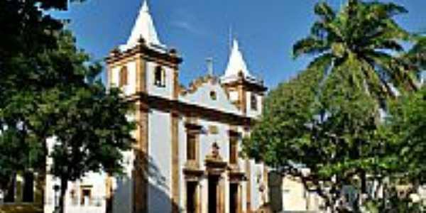 Igreja de N.Sra.do Carmo-Foto:Agamenon Pedrosa
