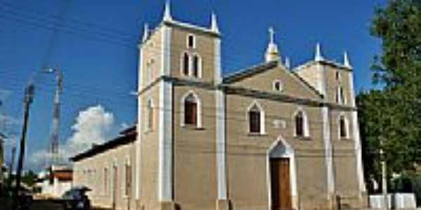 Igreja de Santo Antonio-Foto:Agamenon Pedrosa
