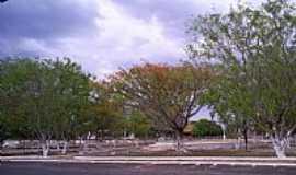 Piripiri - Piripiri-PI-Praça do Hospital-Foto:ericovinicius