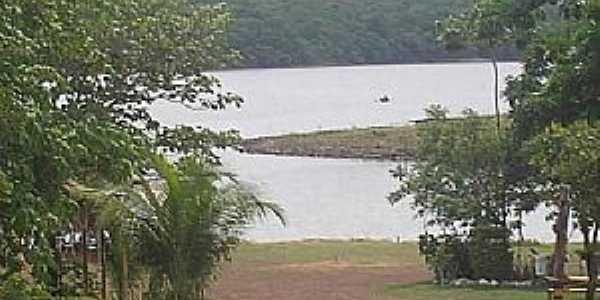Águas Espraiadas, Açude Caldeirão, Piripiri, Piaui