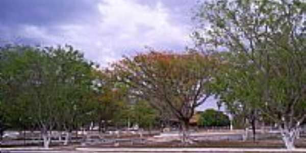 Piripiri-PI-Praça do Hospital-Foto:ericovinicius