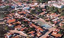 Dom Basílio - Vista aérea de Dom Basílio-BA-Foto:Paulo Antonio